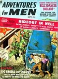 Man's Illustrated Magazine (1955-1975 Hanro Corp.) Vol. 5 #3