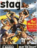 Stag Magazine (1949-1994) Vol. 1 #6