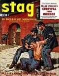 Stag Magazine (1949-1994) Vol. 10 #1