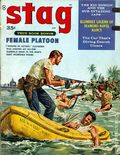 Stag Magazine (1949-1994) Vol. 10 #6