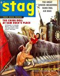 Stag Magazine (1949-1994) Vol. 10 #8