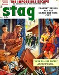 Stag Magazine (1949-1994) Vol. 10 #11