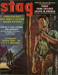 Stag Magazine (1949-1994) Vol. 12 #8