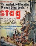Stag Magazine (1949-1994) Vol. 15 #10