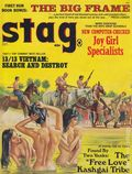 Stag Magazine (1949-1994) Vol. 18 #10