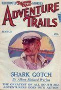 Illustrated Danger Trail Stories Adventure Trails (1929 Clayton Magazines) Vol. 13 #3