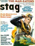 Stag Magazine (1949-1994) Vol. 19 #10