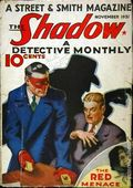 Shadow (1931-1949 Street & Smith) Pulp Nov 1931