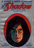 Shadow (1931-1949 Street & Smith) Pulp Jan 1932