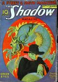 Shadow (1931-1949 Street & Smith) Pulp Oct 1 1932