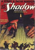 Shadow (1931-1949 Street & Smith) Pulp Jan 1 1933