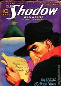 Shadow (1931-1949 Street & Smith) Pulp Jun 15 1933