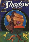 Shadow (1931-1949 Street & Smith) Pulp Nov 15 1933