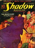 Shadow (1931-1949 Street & Smith) Pulp Oct 15 1934