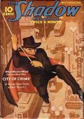 Shadow (1931-1949 Street & Smith) Pulp Oct 1 1936