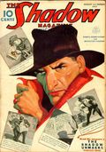 Shadow (1931-1949 Street & Smith) Pulp Aug 1 1937