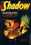 Shadow (1931-1949 Street & Smith) Pulp Jan 1 1938