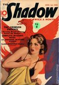 Shadow (1931-1949 Street & Smith) Pulp Apr 1 1938
