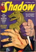 Shadow (1931-1949 Street & Smith) Pulp Sep 1 1938