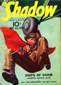 Shadow (1931-1949 Street & Smith) Pulp Nov 1 1939
