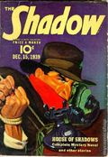 Shadow (1931-1949 Street & Smith) Pulp Dec 15 1939