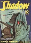 Shadow (1931-1949 Street & Smith) Pulp Jan 1 1940