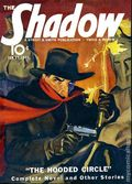 Shadow (1931-1949 Street & Smith) Pulp Jan 15 1940