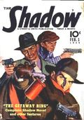 Shadow (1931-1949 Street & Smith) Pulp Feb 1 1940
