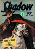 Shadow (1931-1949 Street & Smith) Pulp Aug 1 1940