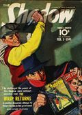 Shadow (1931-1949 Street & Smith) Pulp Feb 1 1941