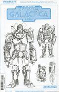 Steampunk Battlestar Galactica 1880 (2014 Dynamite) 1E