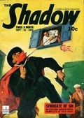 Shadow (1931-1949 Street & Smith) Pulp Sep 15 1942