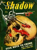 Shadow (1931-1949 Street & Smith) Pulp Mar 1945