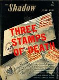 Shadow (1931-1949 Street & Smith) Pulp Jun 1945