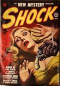 Shock (1948 Popular Publications) Pulp Vol. 1 #2