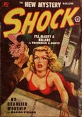 Shock (1948 Popular Publications) Pulp Vol. 1 #3