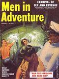Men in Adventure (1959-1960 Skye Publishing Co.) Vol. 1 #3