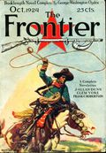 Frontier Stories (1924-1953 Doubleday/Fiction House) Pulp Vol. 1 #1