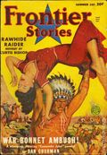 Frontier Stories (1924-1953 Doubleday/Fiction House) Pulp Vol. 16 #11