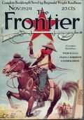 Frontier Stories (1924-1953 Doubleday/Fiction House) Pulp Vol. 1 #2