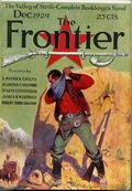 Frontier Stories (1924-1953 Doubleday/Fiction House) Pulp Vol. 1 #3