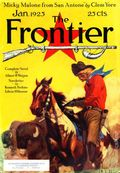 Frontier Stories (1924-1953 Doubleday/Fiction House) Pulp Vol. 1 #4