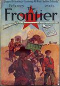 Frontier Stories (1924-1953 Doubleday/Fiction House) Pulp Vol. 1 #5