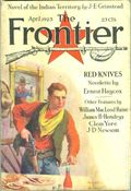 Frontier Stories (1924-1953 Doubleday/Fiction House) Pulp Vol. 2 #1