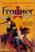 Frontier Stories (1924-1953 Doubleday/Fiction House) Pulp Vol. 2 #2