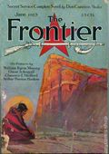 Frontier Stories (1924-1953 Doubleday/Fiction House) Pulp Vol. 2 #3