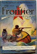 Frontier Stories (1924-1953 Doubleday/Fiction House) Pulp Vol. 2 #4