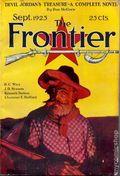 Frontier Stories (1924-1953 Doubleday/Fiction House) Pulp Vol. 2 #6