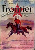 Frontier Stories (1924-1953 Doubleday/Fiction House) Pulp Vol. 3 #1