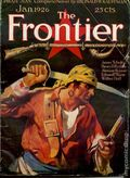Frontier Stories (1924-1953 Doubleday/Fiction House) Pulp Vol. 3 #4